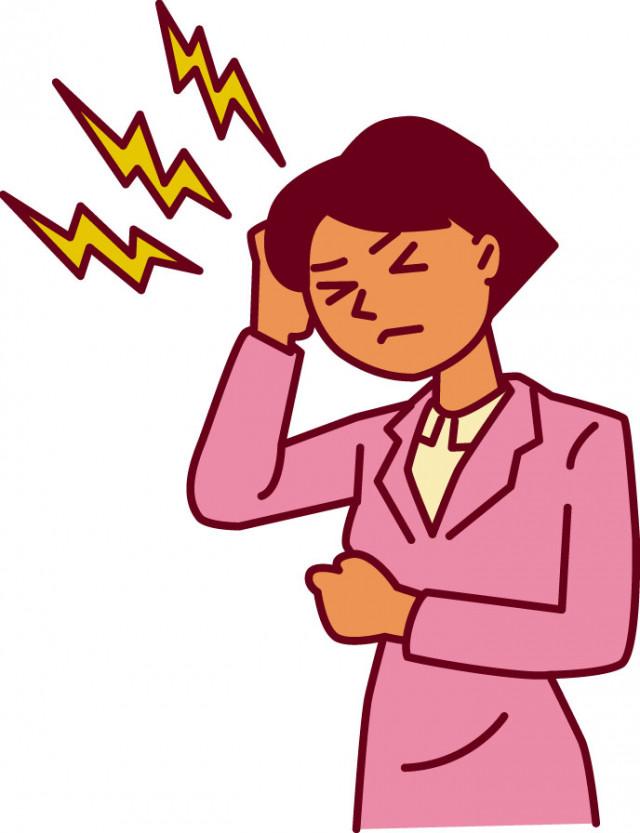 緊張型頭痛